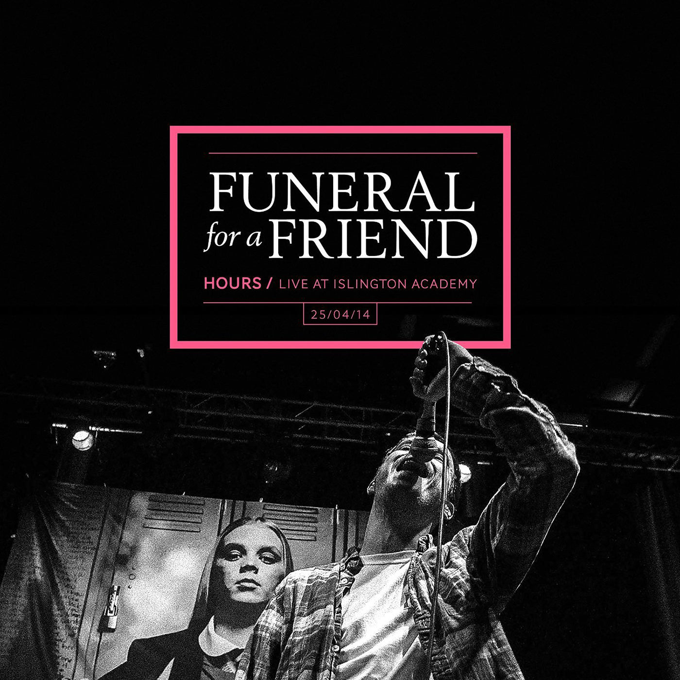 "FUNERAL FOR A FRIEND ""Hours/Live At Islington Academy"""