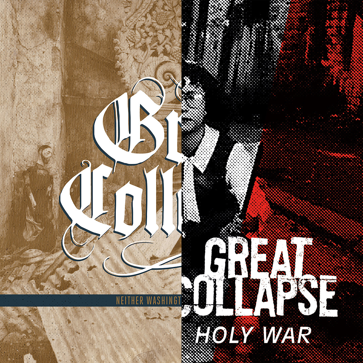 "GREAT COLLAPSE ""Discography"" CD Bundle"