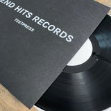 "TEST PRESS: I AM HERESY ""S/T"" LP"