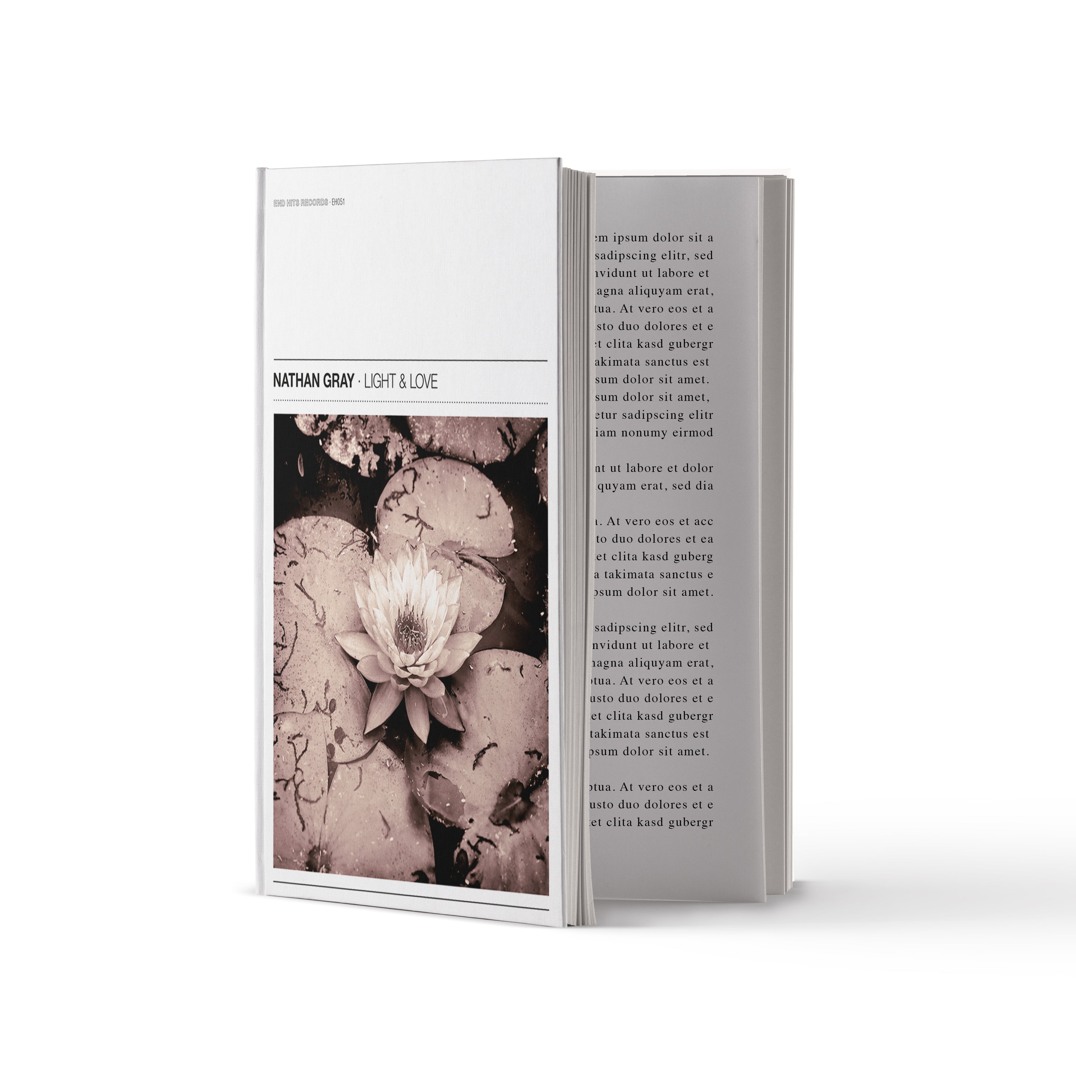 "NATHAN GRAY ""Light & Love"" Book"