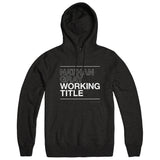 "NATHAN GRAY ""Working Title"" 2xLP+DVD + Hoodie + Book Bundle"