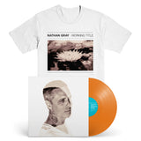 "NATHAN GRAY ""Working Title"" LP + T-Shirt Bundle"
