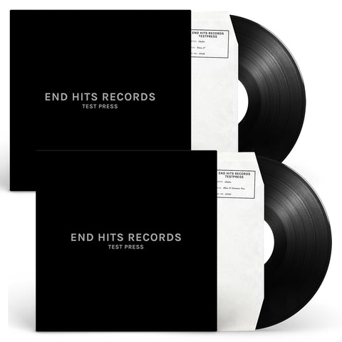 "SHELTER ""When 20 Summers Pass - Test Press Bundle"""