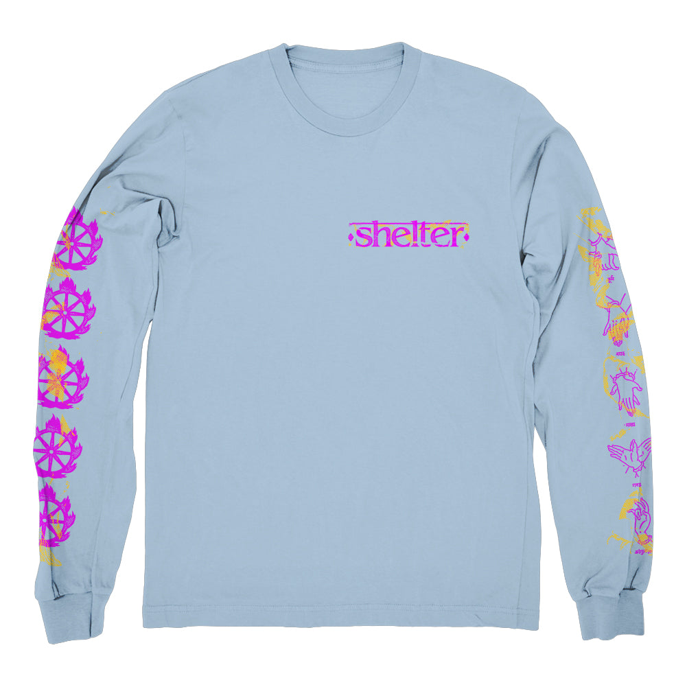 "SHELTER ""When 20 Summers Pass"" Longsleeve"