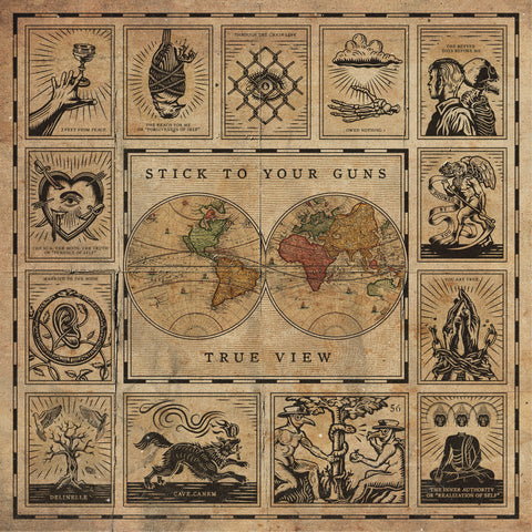 "STICK TO YOUR GUNS ""True View"""