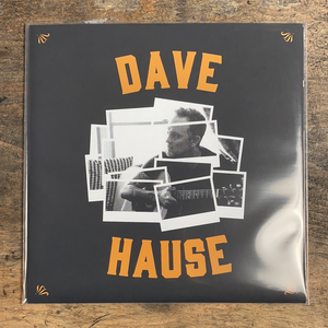 "RARITY: DAVE HAUSE ""September Haze"" LP (Screenprinted Cover)"
