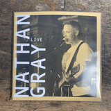 "RARITY: NATHAN GRAY ""Live in Wiesbaden / Live in Iserlohn"" 2xLP + DVD (Screenprinted Cover)"