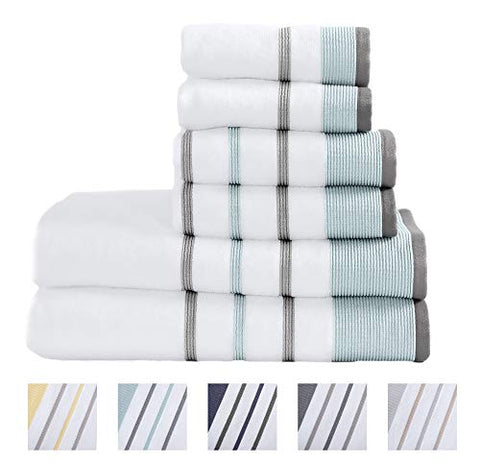 These Turkish Cotton Towels Are A Classic Addition To Any Decor