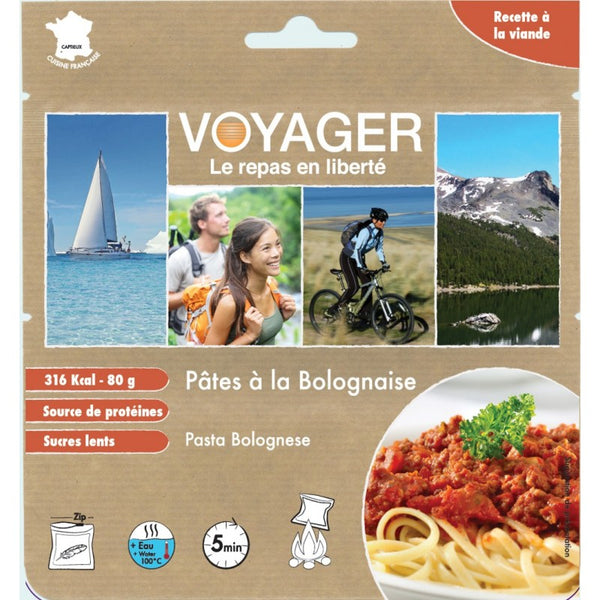 Paste Bolognese Voyager - 80 g