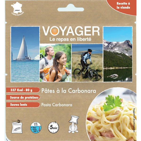 Paste Carbonara Voyager