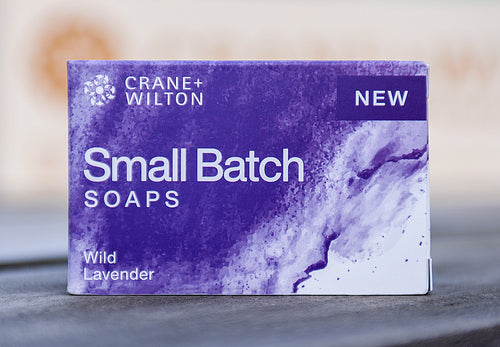 Wild Lavender Bar Soap