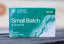 Load image into Gallery viewer, English Garden Mint Bar Soap