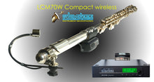 LCM 70W Wireless Condenser Microphone System for Flute