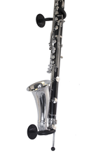 """Twin Piques"" Bass Clarinet Stand"