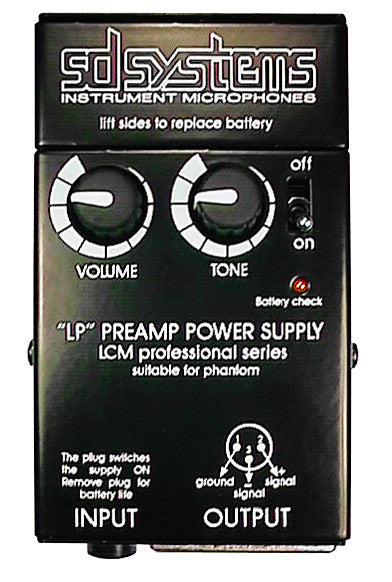 LP Pro Preamp (Metal Housing)