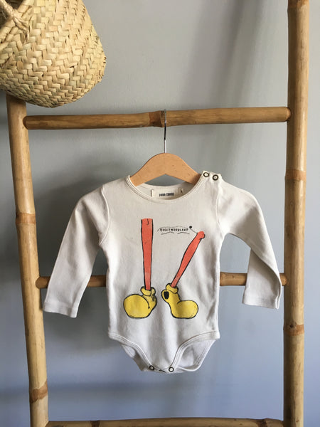 Body BOBO CHOSES 3/6 Meses