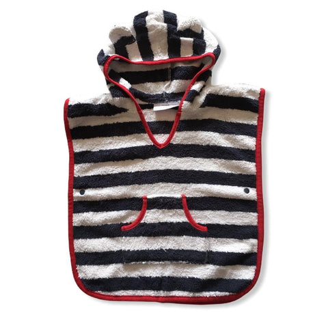 Toalha Poncho THE LITTLE WHITE COMPANY 6/12 Meses