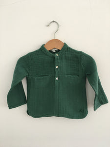 Camisa TOCOTO VINTAGE 6/9 Meses