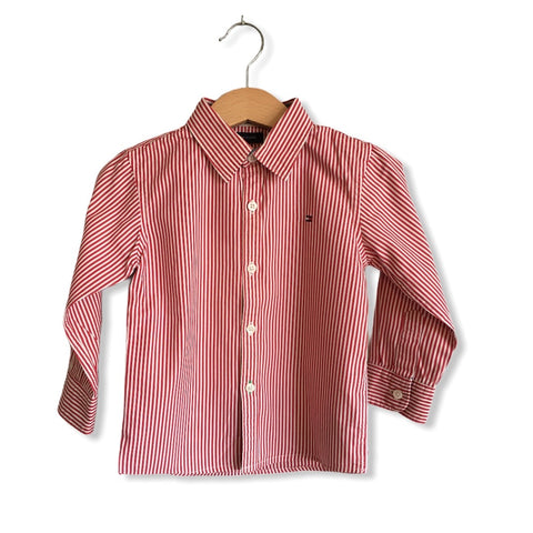 Camisa TOMMY HILFIGER 2 Anos