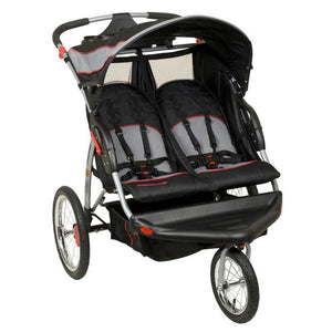 Carrinho Duplo Expedition Double Jogger BABY TREND