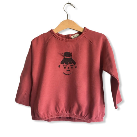 Sweatshirt PLAYUP 3 Anos