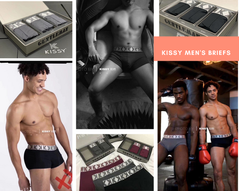 kissy men's brief