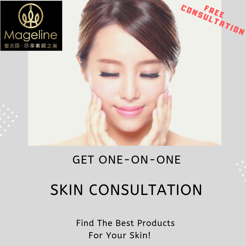 One-On-One Free Skin Consultation