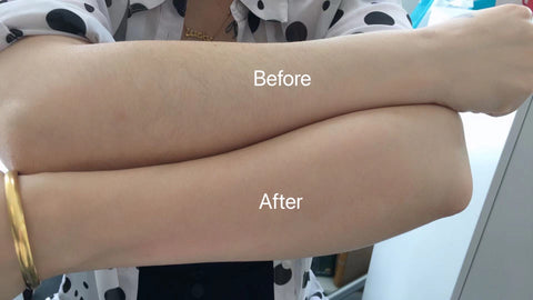 Mageline Gentle Care Hair Removal Cream