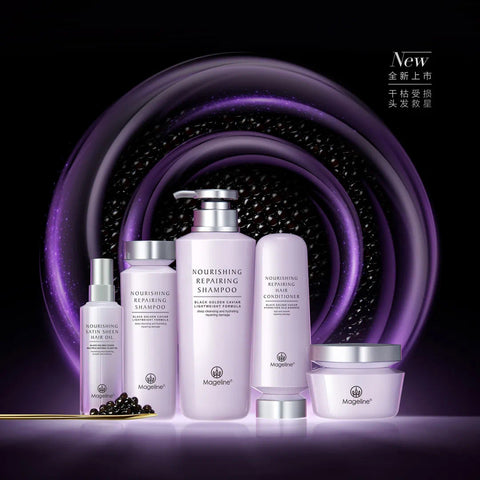 Mageline Natural Hair Care