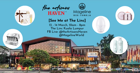 the Artisans Haven and Mageline at The Linc Kuala Lumpur