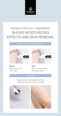 Mageline Moisture Soothing Lotion for dry and sensitive skin