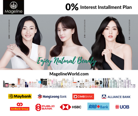 Mageline World, Buy Now Pay Later, 0% Interest Installment Plan