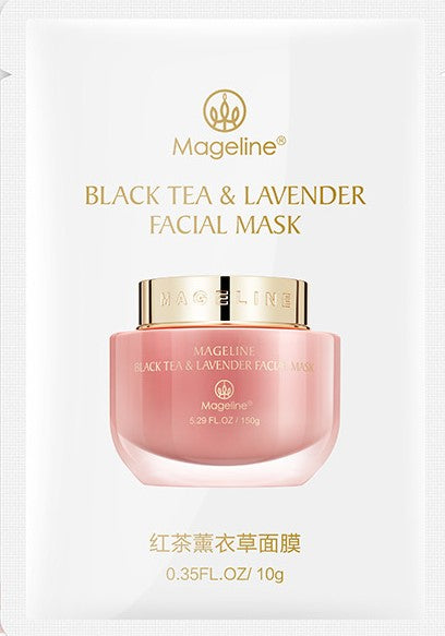 Mageline Black Tea and Lavender Mask