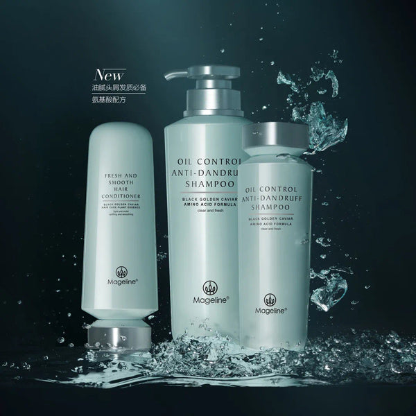 Mageline Fresh and Smooth Hair Conditioner  Strengthening hair cores to plump hair Presenting air-lightness smooth hair texture and non-greasy Light and fresh, smoothing and uplifting