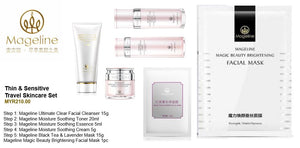 Mageline Thin & Sensitive Travel Skincare Set