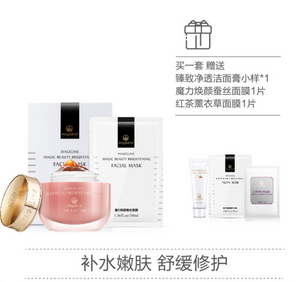 Promotion: Hydrating Spa Facial Mask Set 2