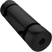 Yoga Workout Mat, 1/2-Inch Extra Thick Yoga Foam Mat