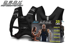 Weighted Vest Workout Equipment Body Weight Vest