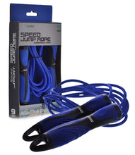 Speed 9 feet Jumping Ropes with Rubberized Non-Slip Handles