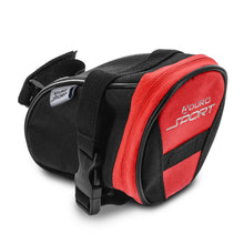 Wedge Saddle Storage Bag for Cycling