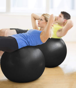 Yoga Exercise Ball, 55/65/75cm Workout Fitness Ball Chair