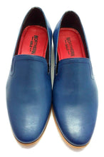 Load image into Gallery viewer, PLAYA ; LEATHER SLIP ON LOAFER HAND DYED IN A COLOUR OF YOUR CHOICE - northern sole footwear