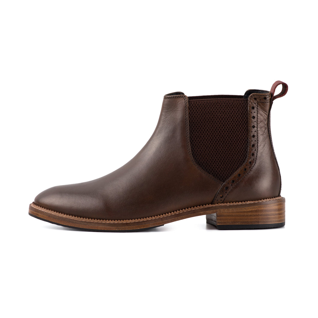 JACK ; LEATHER CHELSEA BOOT HAND DYED IN A COLOUR OF YOUR CHOICE - northern sole footwear