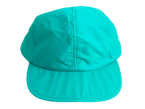 Teal Nylon Hat