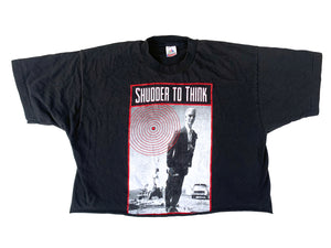 Shudder to Think Cropped T-Shirt