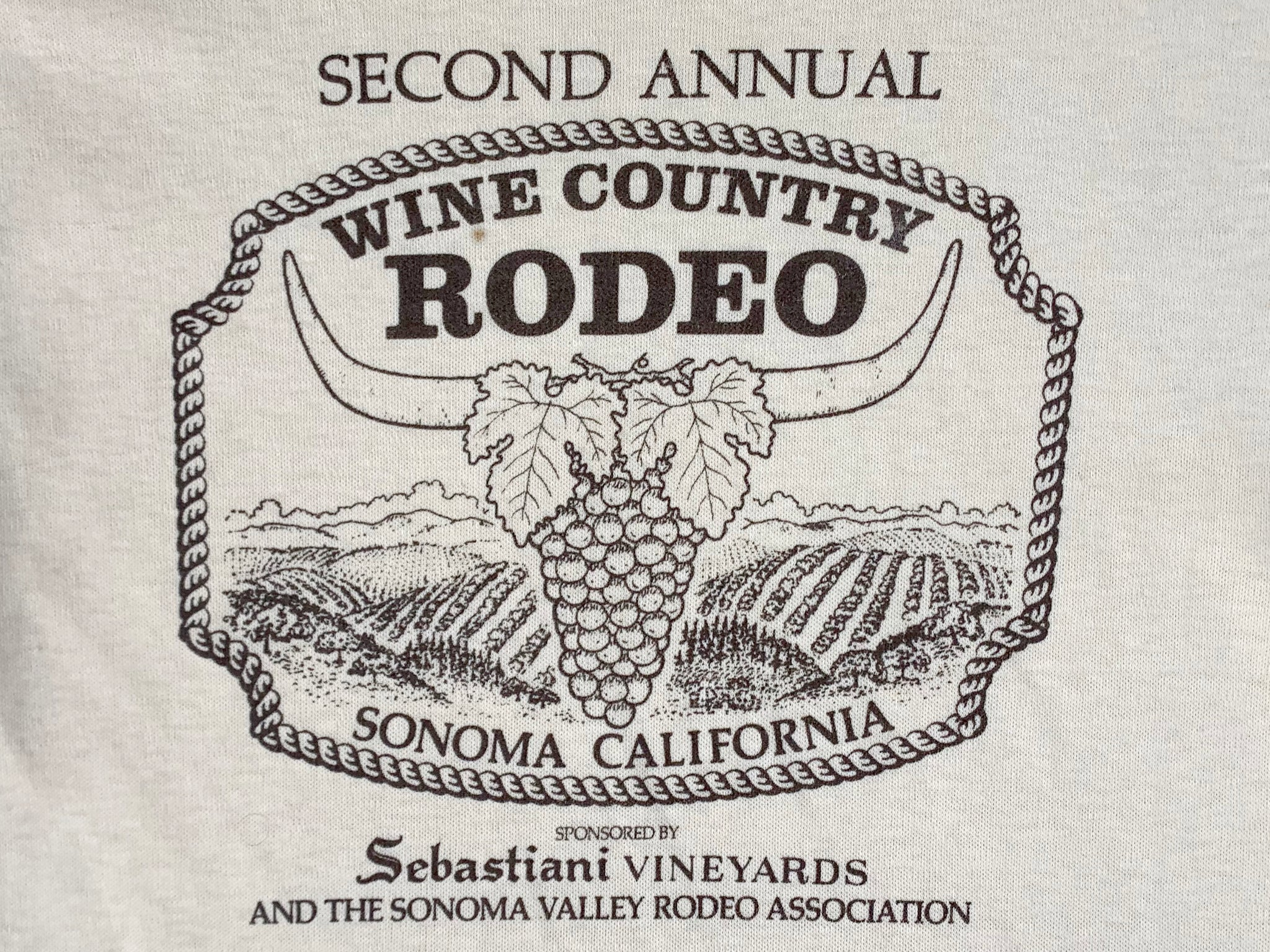 Wine Country Rodeo T-Shirt