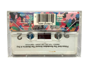 Prince Around the World in a Day Cassette Tape