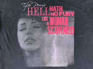 Tyler Perry's Hell Hath No Fury Like A Woman Scorned T-Shirt