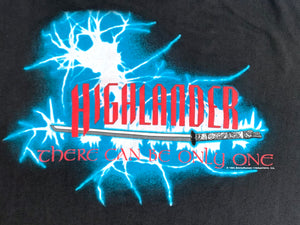 "Highlander ""There Can Only Be One"" T-Shirt"