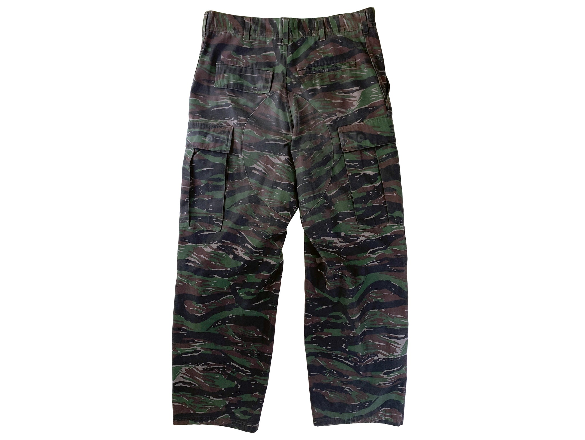 Tiger Stripe Camouflage Pants